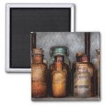 Chemist - Various Chemicals Refrigerator Magnets