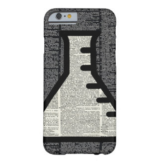 Chemistry Alchemy Vial on Dictionary page Barely There iPhone 6 Case