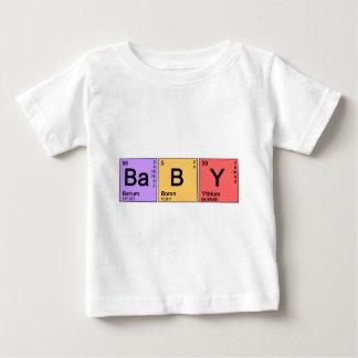 Chemistry Baby Baby T-Shirt