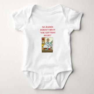 chemistry baby bodysuit