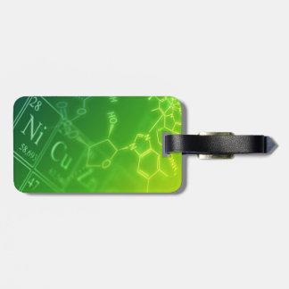 Chemistry Bag Tag