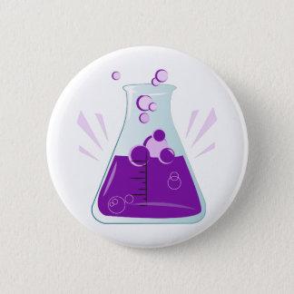 Chemistry Beaker Button