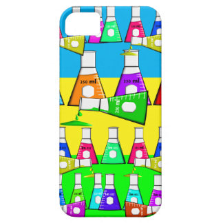 Chemistry Beekers iPhone 5 Case