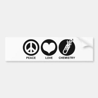 Chemistry Bumper Sticker