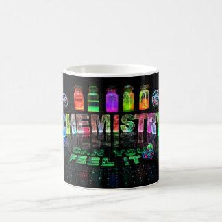 Chemistry - Can You Feel It? Coffee Mug