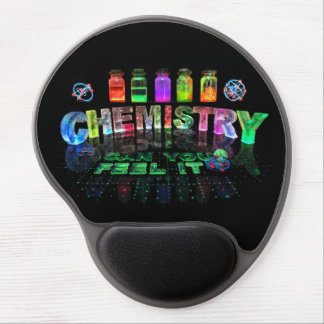 Chemistry - Can You Feel It? Gel Mouse Pad