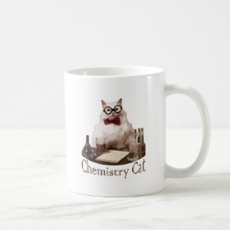 Chemistry Cat (from 9gag memes reddit) Coffee Mug