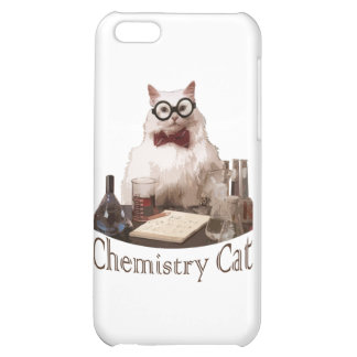 Chemistry Cat (from 9gag memes reddit) iPhone 5C Cases