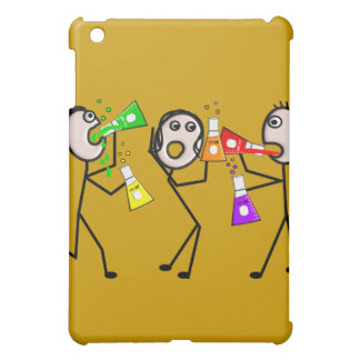 Chemistry/Chemists Stick People Gifts Case For The iPad Mini