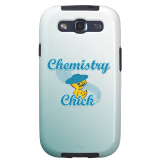 Chemistry Chick 3 Samsung Galaxy SIII Covers