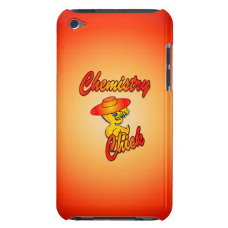 Chemistry Chick #5 iPod Case-Mate Case
