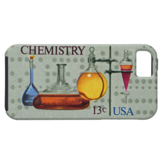 Chemistry Commemorative Stamp iPhone 5 Case