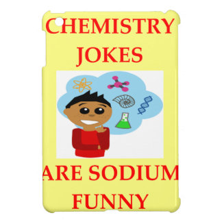 CHEMISTRY COVER FOR THE iPad MINI