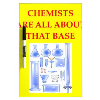 CHEMISTRY Dry-Erase BOARD