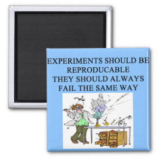 chemistry experiments magnet