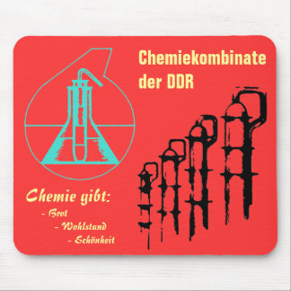 Chemistry GDR Mouse Pad
