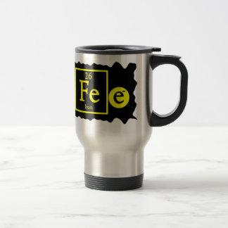 Chemistry Geek Coffee Travel Mug