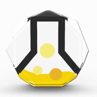 Chemistry Glassware Acrylic Award