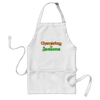 Chemistry is Awesome Adult Apron
