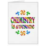 Chemistry is Awesome Cards