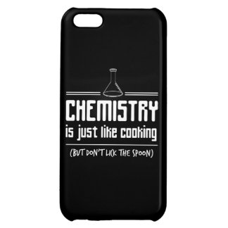 Chemistry Is Cooking iPhone 5C Covers