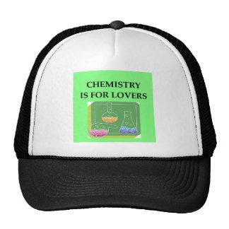 CHEMISTRY is for lovers Trucker Hat