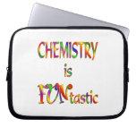 Chemistry is FUNtastic Laptop Sleeve