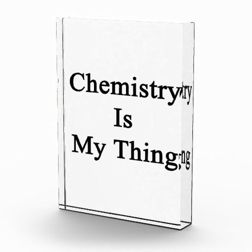 Chemistry Is My Thing Awards