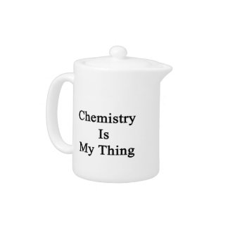 Chemistry Is My Thing