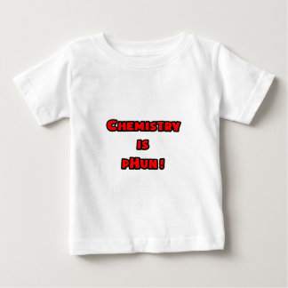 Chemistry Is pHun! Baby T-Shirt