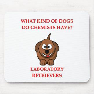 chemistry joke mousepad