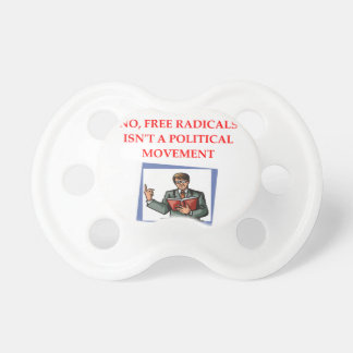 chemistry joke pacifier