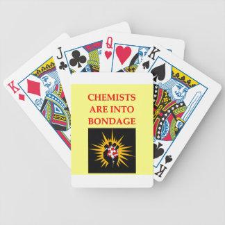 chemistry joke playing cards