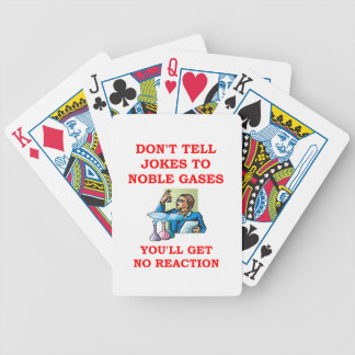 chemistry joke card deck