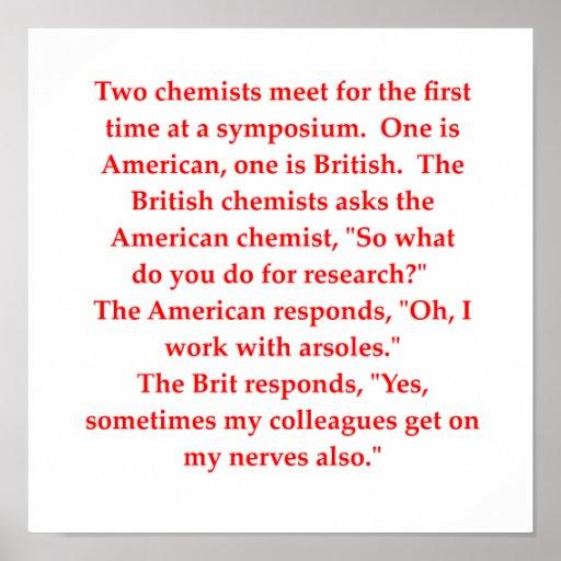 chemistry joke print