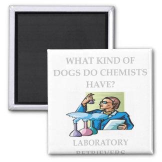 chemistry jokes refrigerator magnet