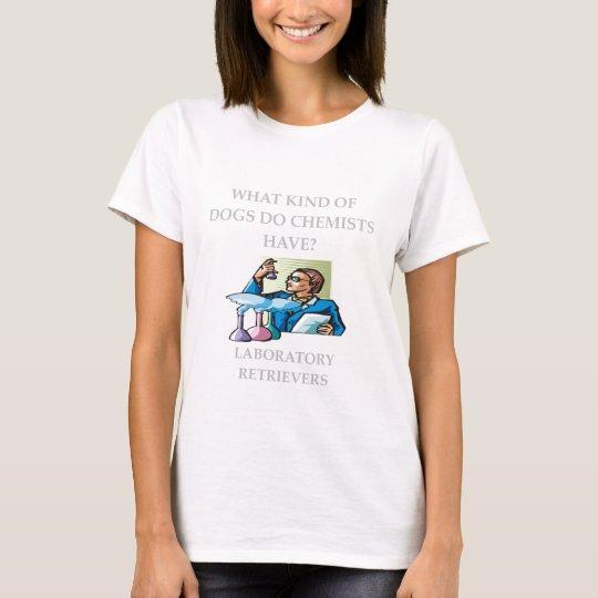 chemistry jokes T-Shirt