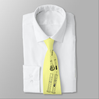 """Chemistry Lab Equip ~ """"Customize"""" To Change Color~ Tie"""