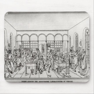 Chemistry laboratory of Baron Justus von Liebig Mouse Pad