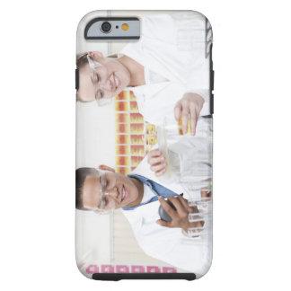 Chemistry lesson. 2 tough iPhone 6 case