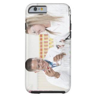 Chemistry lesson. tough iPhone 6 case