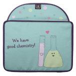 Chemistry Love MacBook Pro Sleeves