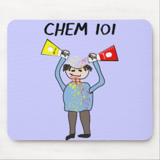 Chemistry Lovers Gifts Mouse Pad