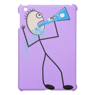 Chemistry Major Funny Stick Man Gifts iPad Mini Case