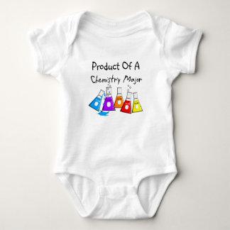 Chemistry Major Gifts Beeker Design Baby Bodysuit