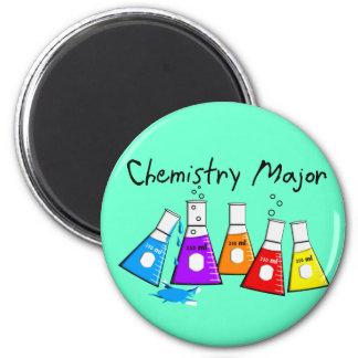 Chemistry Major Gifts Beeker Design Magnet