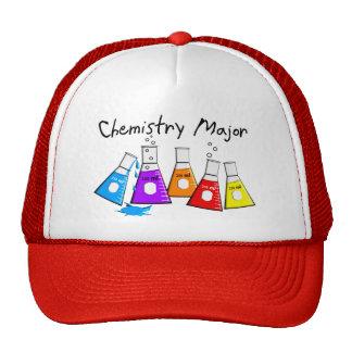 Chemistry Major Gifts Beeker Design Trucker Hat