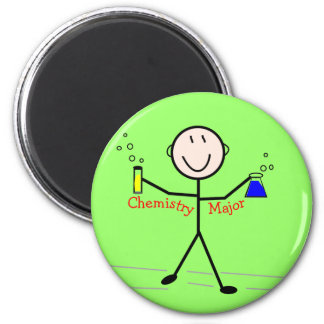 Chemistry Major T-Shirts and Gifts Magnet