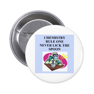 chemistry: never lick the spoon button