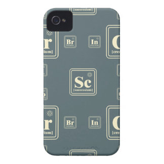 Chemistry of the business. iPhone 4 case